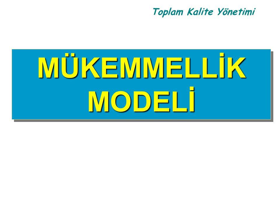 MÜKEMMELLİK MODELİ