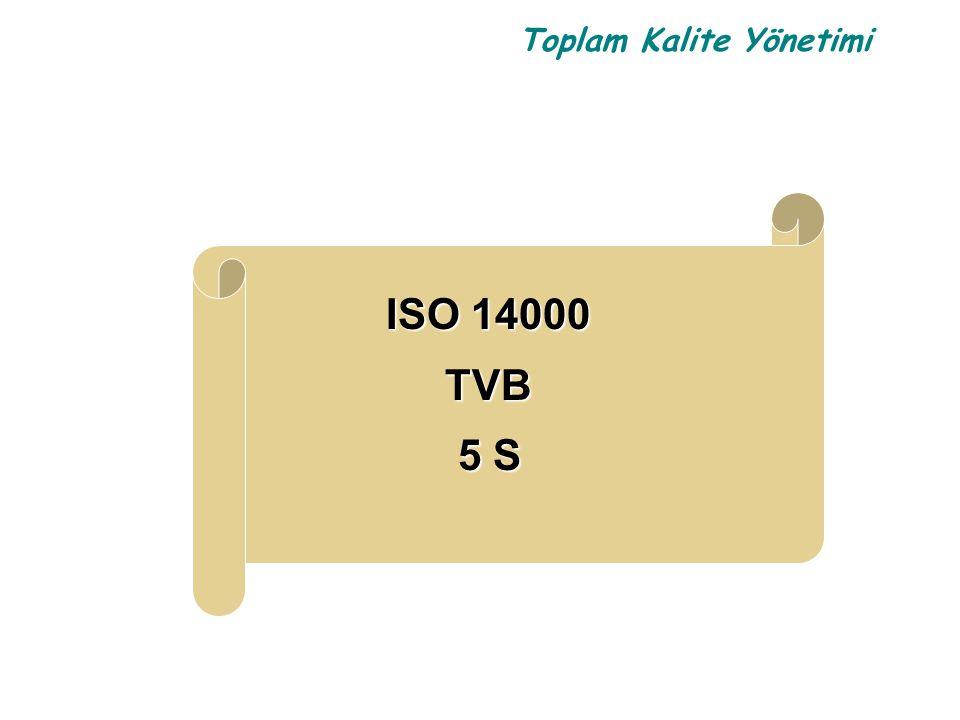 ISO 14000 TVB 5 S