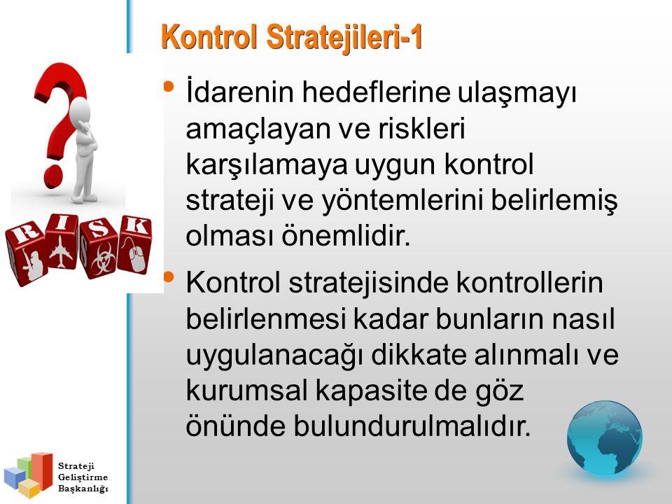 Kontrol Stratejileri-1