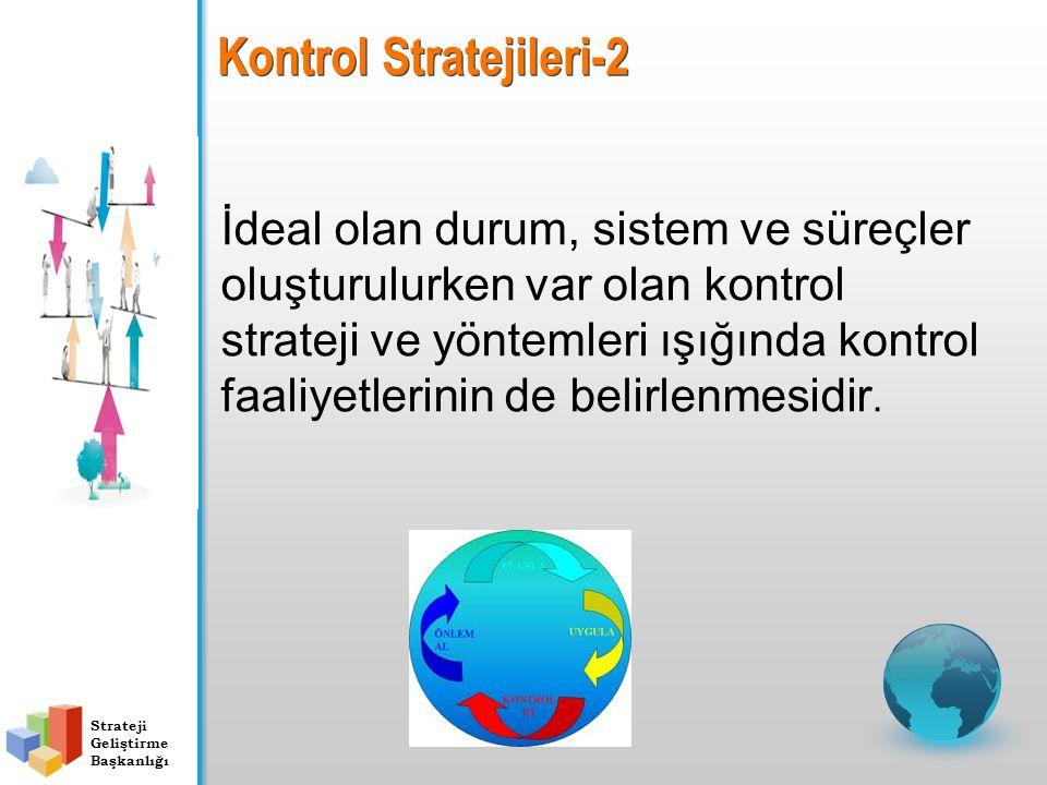 Kontrol Stratejileri-2