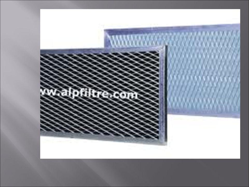 Fcf fan coil filtre örneği
