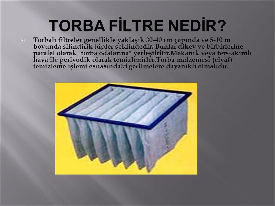 TORBA FİLTRE NEDİR