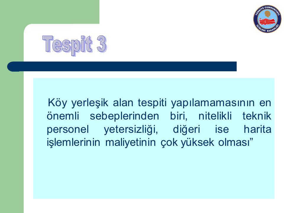 Tespit 3