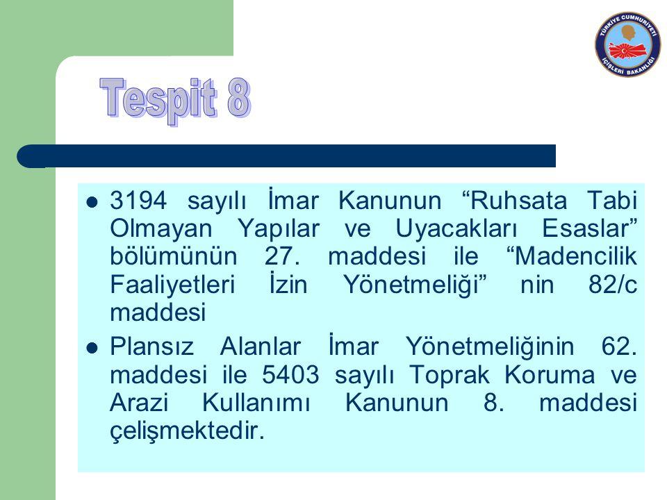 Tespit 8