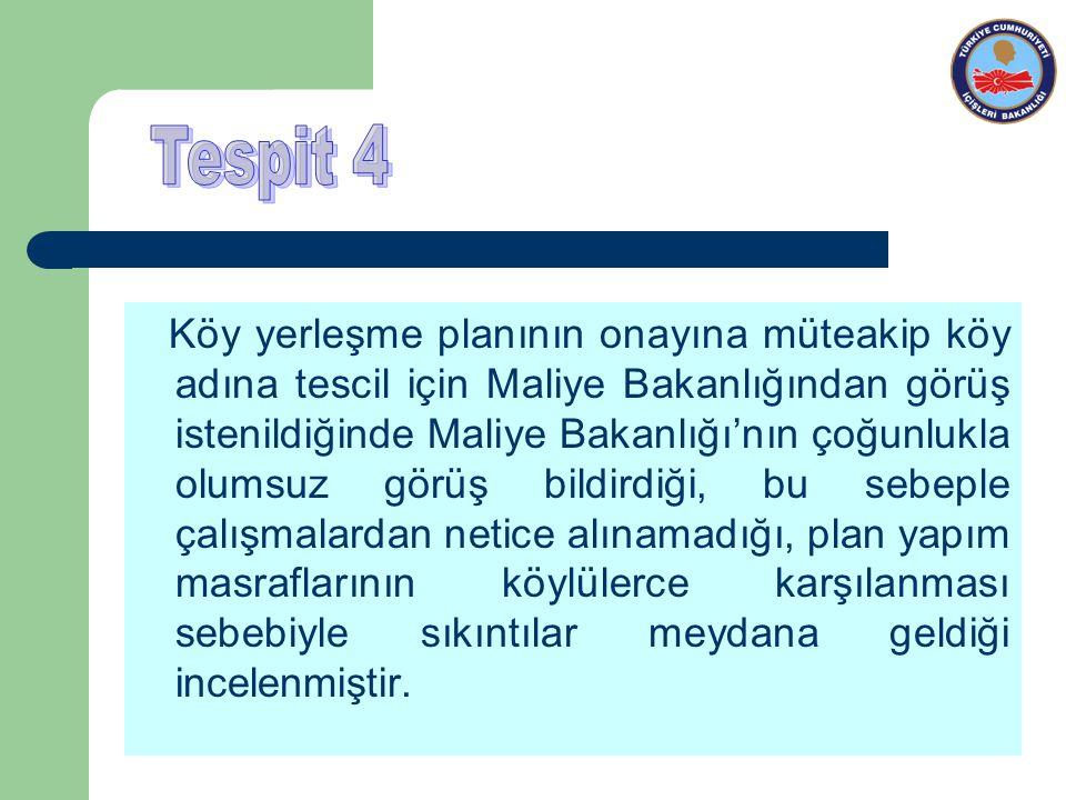Tespit 4