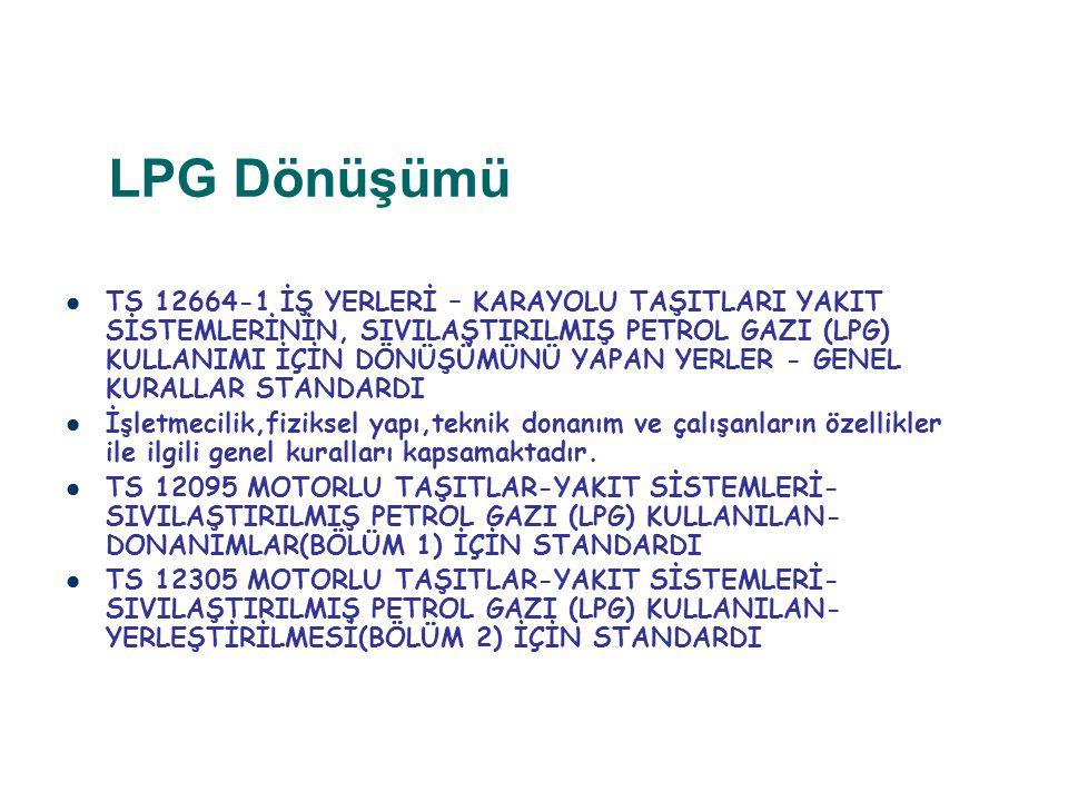 LPG Dönüşümü