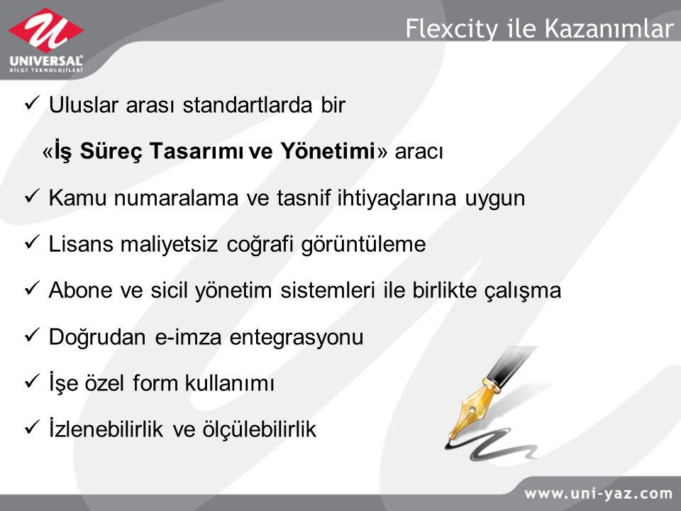 Flexcity ile Kazanımlar