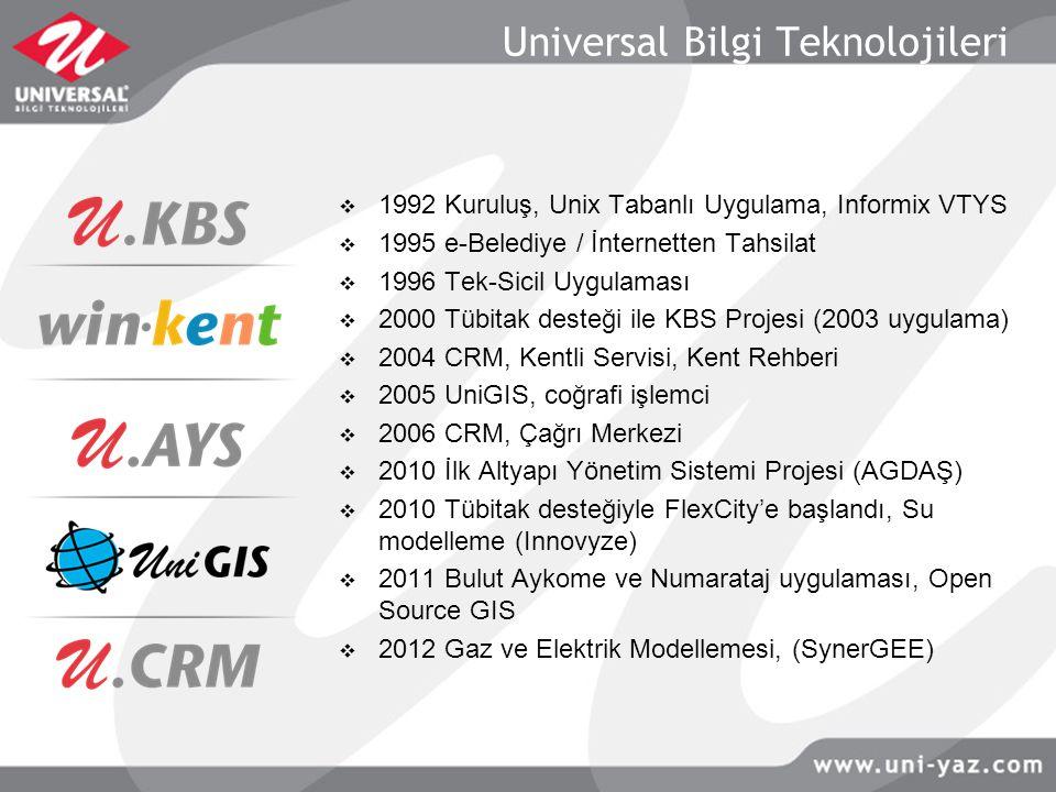 Universal Bilgi Teknolojileri