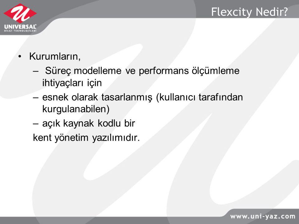 Flexcity Nedir Kurumların,