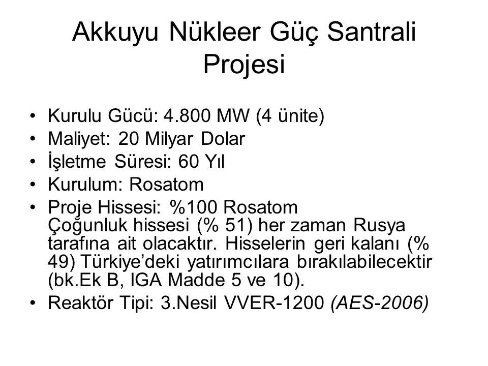 Akkuyu Nükleer Güç Santrali Projesi