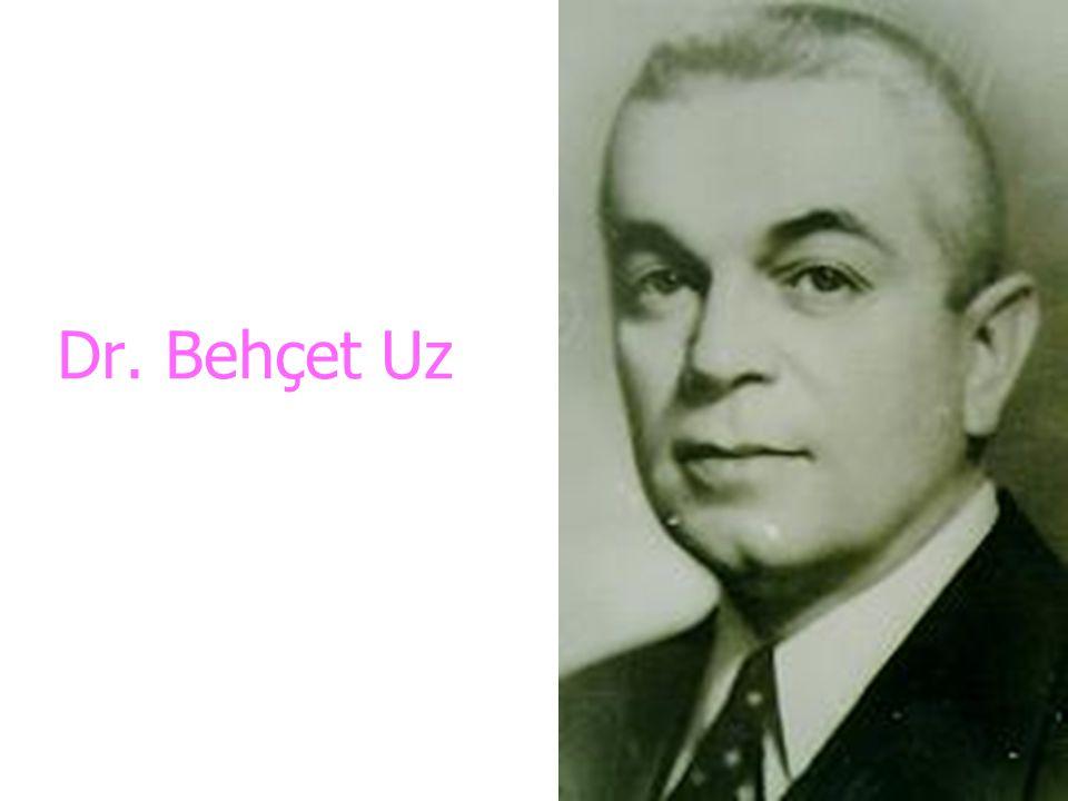 Dr. Behçet Uz