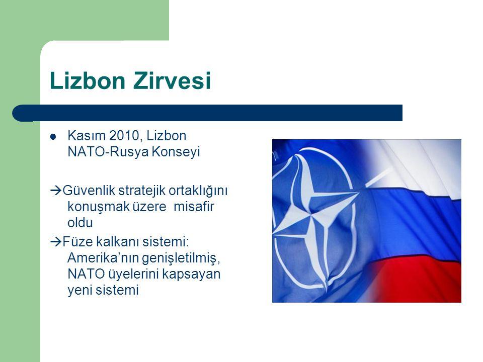 Lizbon Zirvesi Kasım 2010, Lizbon NATO-Rusya Konseyi