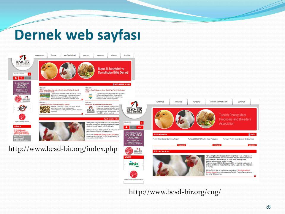 Dernek web sayfası http://www.besd-bir.org/index.php
