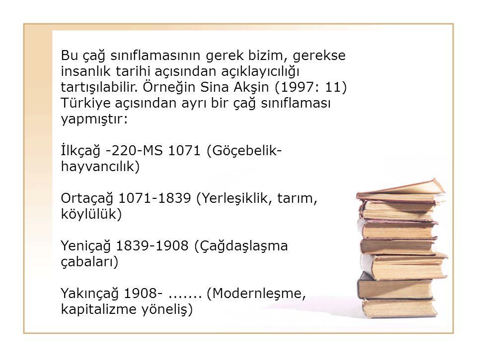 Ortaçağ 1071-1839 (Yerleşiklik, tarım, köylülük)