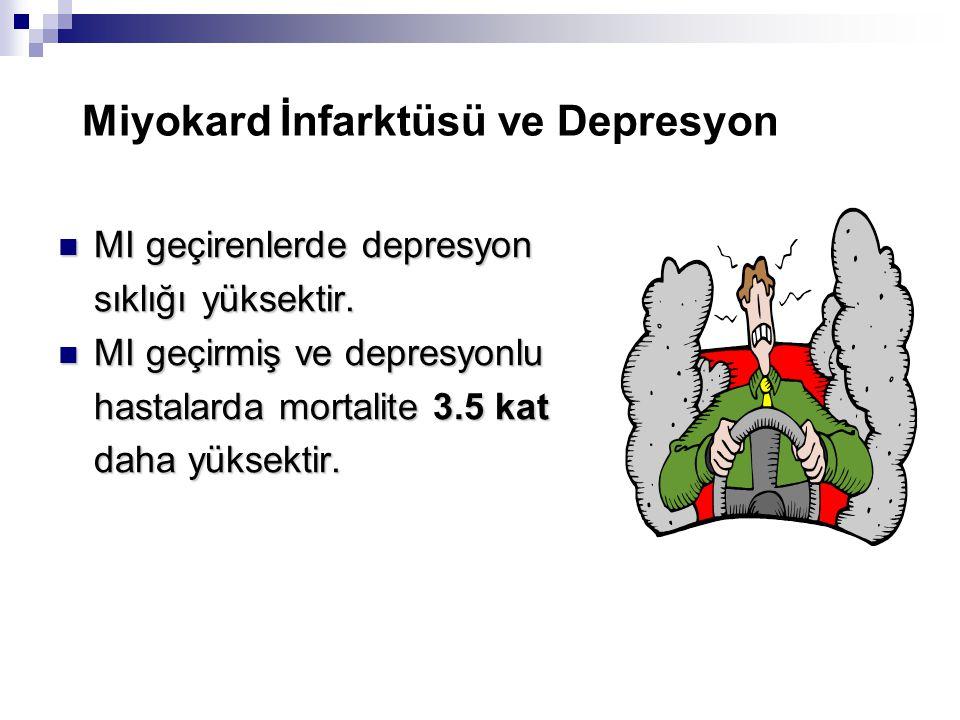 Miyokard İnfarktüsü ve Depresyon