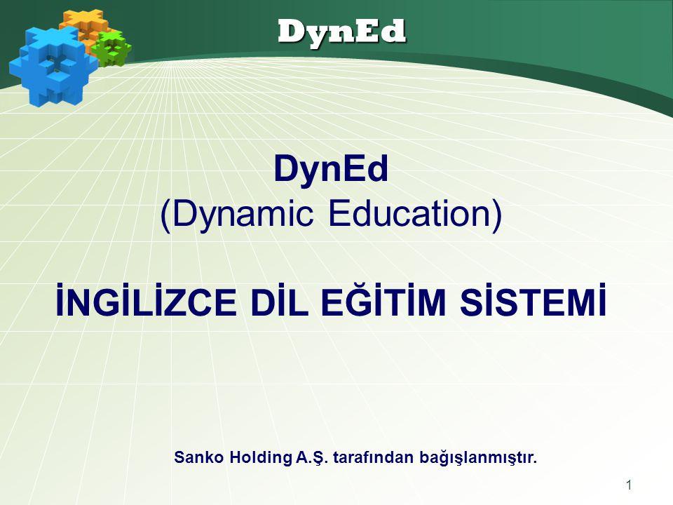 (Dynamic Education) İNGİLİZCE DİL EĞİTİM SİSTEMİ