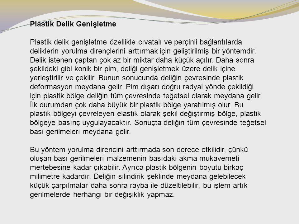 Plastik Delik Genişletme