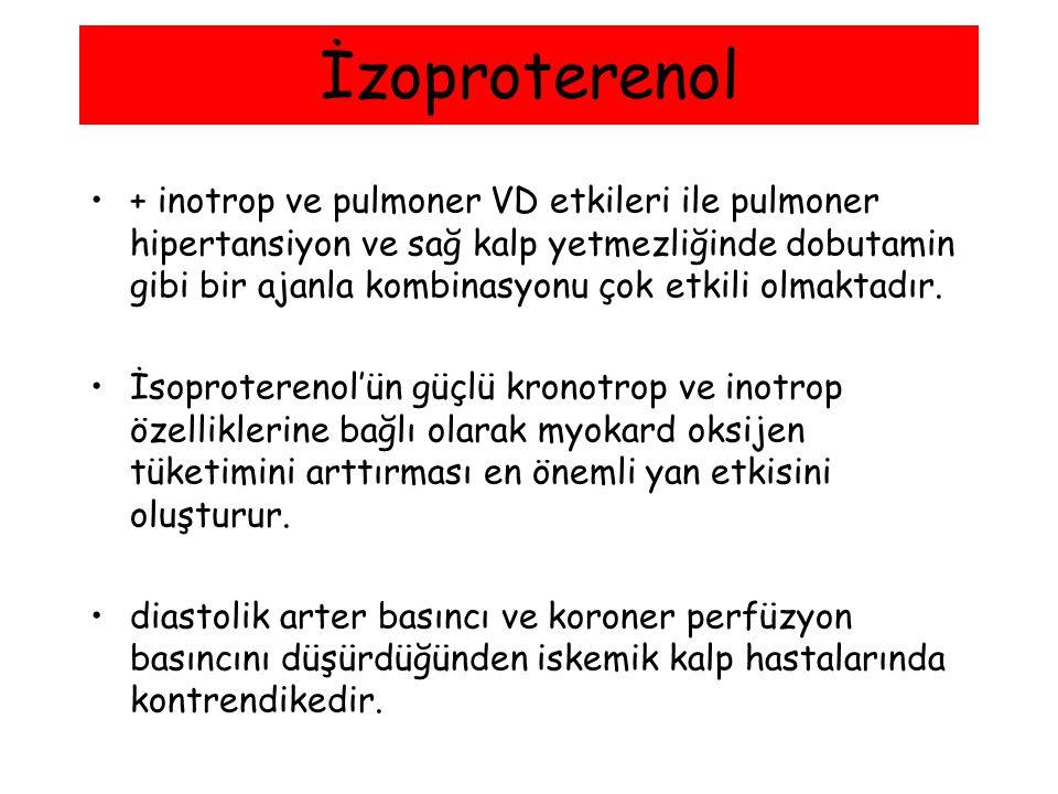 İzoproterenol
