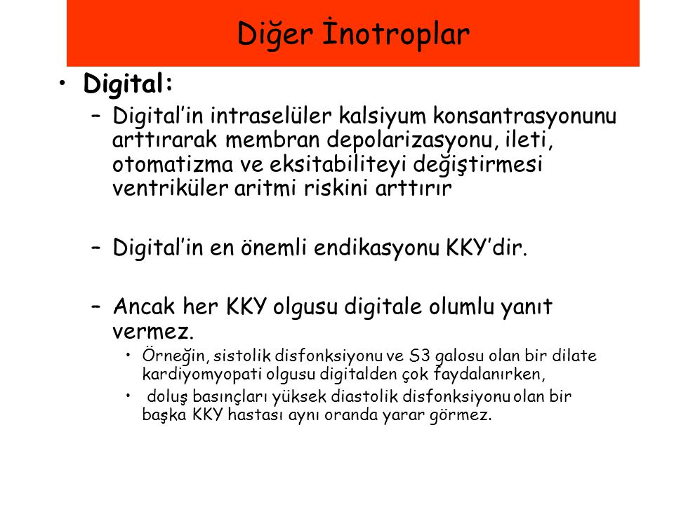 Diğer İnotroplar Digital: