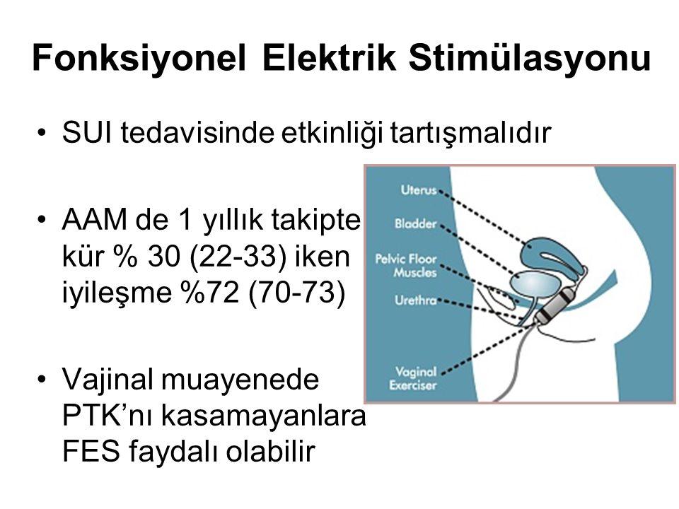 Fonksiyonel Elektrik Stimülasyonu