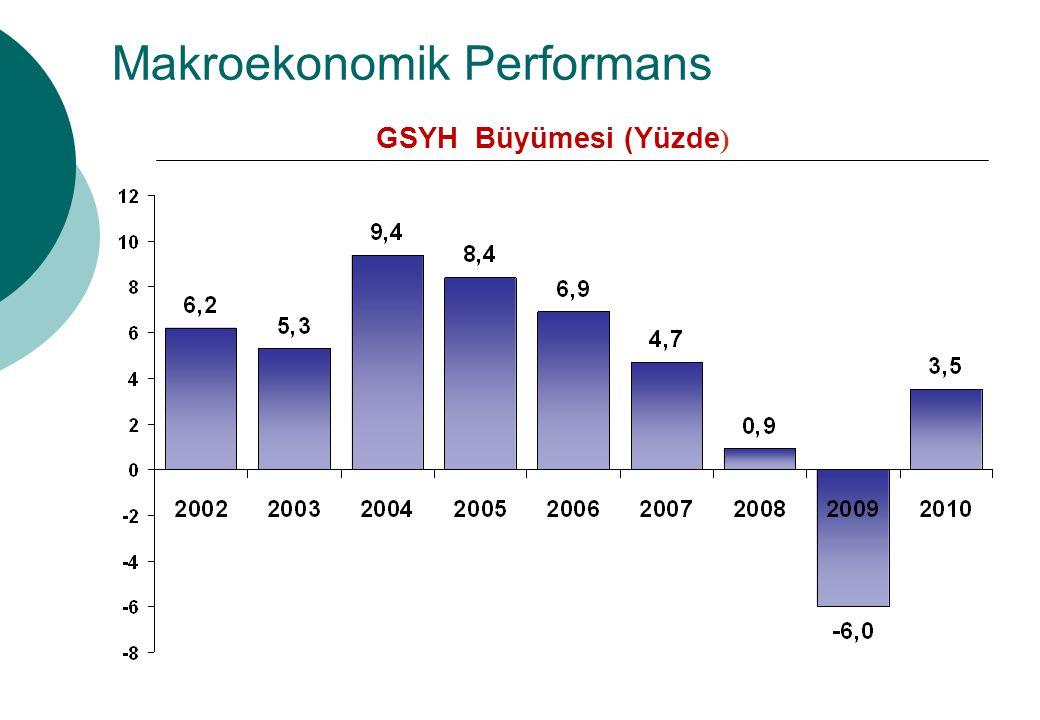 Makroekonomik Performans
