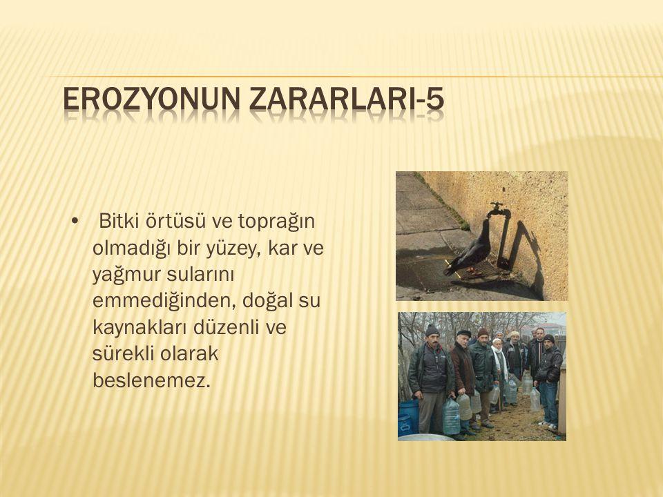 EROZYONUN ZARARLARI-5