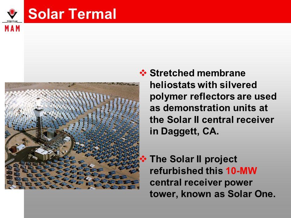 Solar Termal