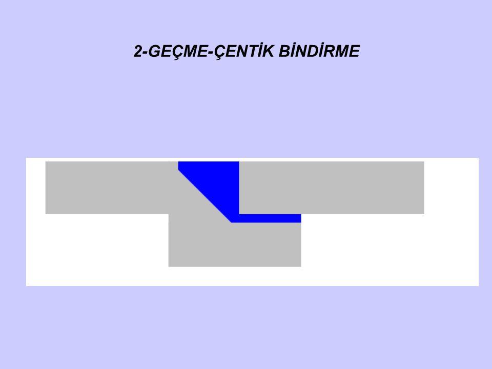 2-GEÇME-ÇENTİK BİNDİRME