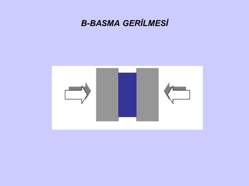 B-BASMA GERİLMESİ