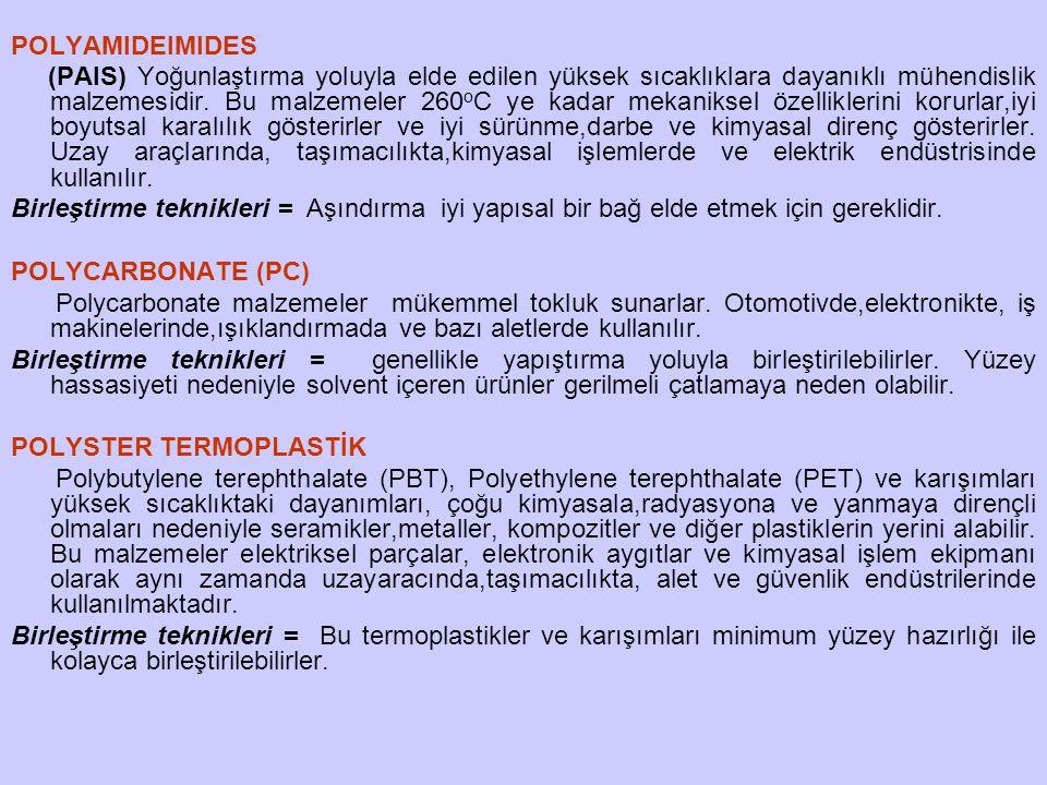 POLYAMIDEIMIDES