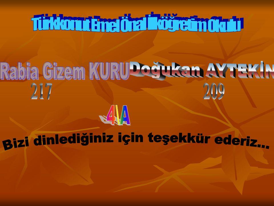 Türkkonut Emel Önal İlköğretim Okulu