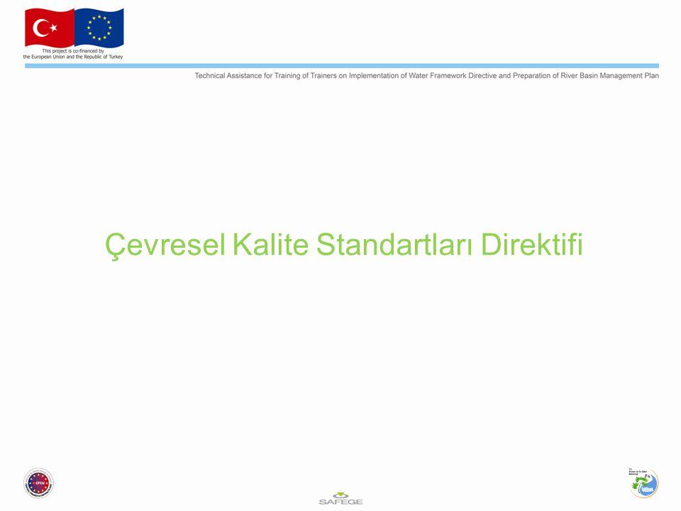 Çevresel Kalite Standartları Direktifi