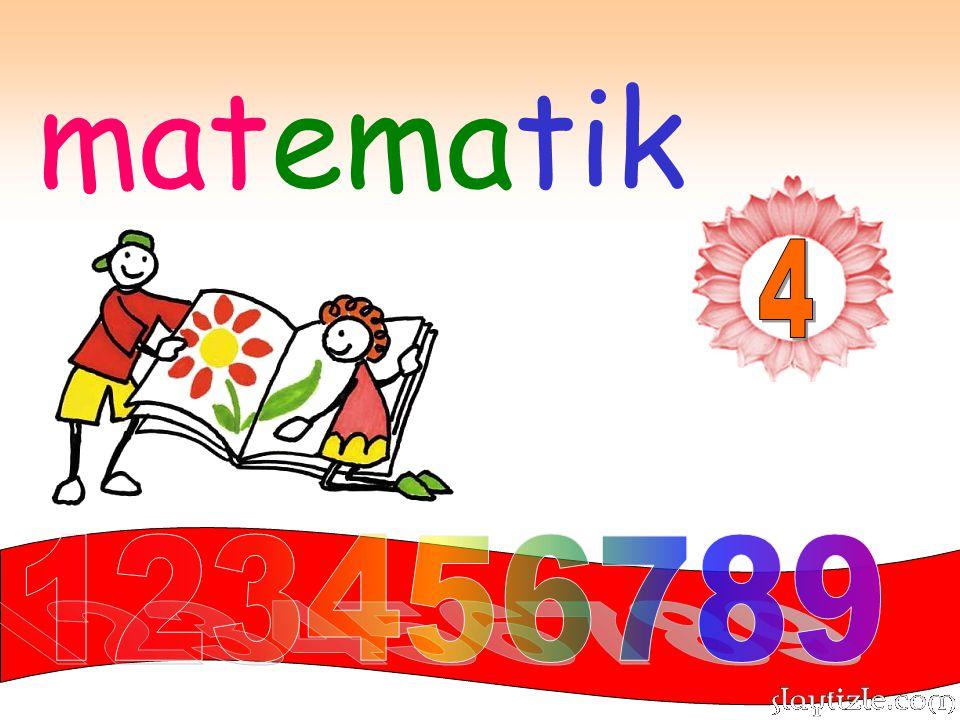 matematik 4 123456789