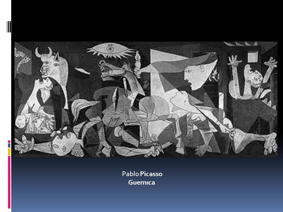 Pablo Picasso Guernıca