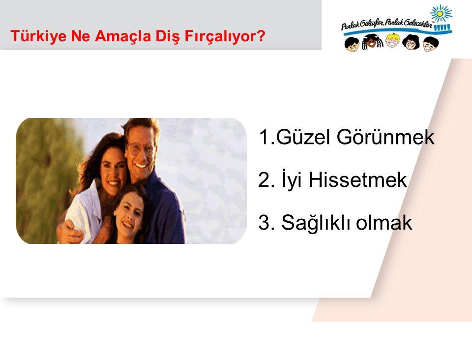 Türkiye Ne Amaçla Diş Fırçalıyor