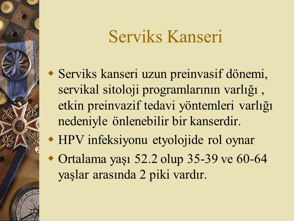 Serviks Kanseri