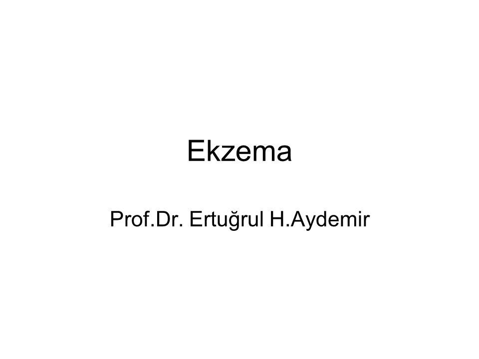 Prof.Dr. Ertuğrul H.Aydemir