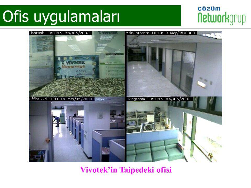 Vivotek'in Taipedeki ofisi
