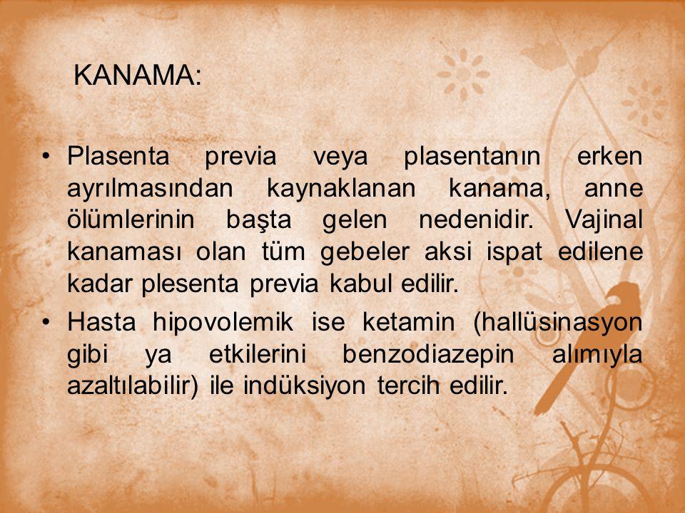KANAMA: