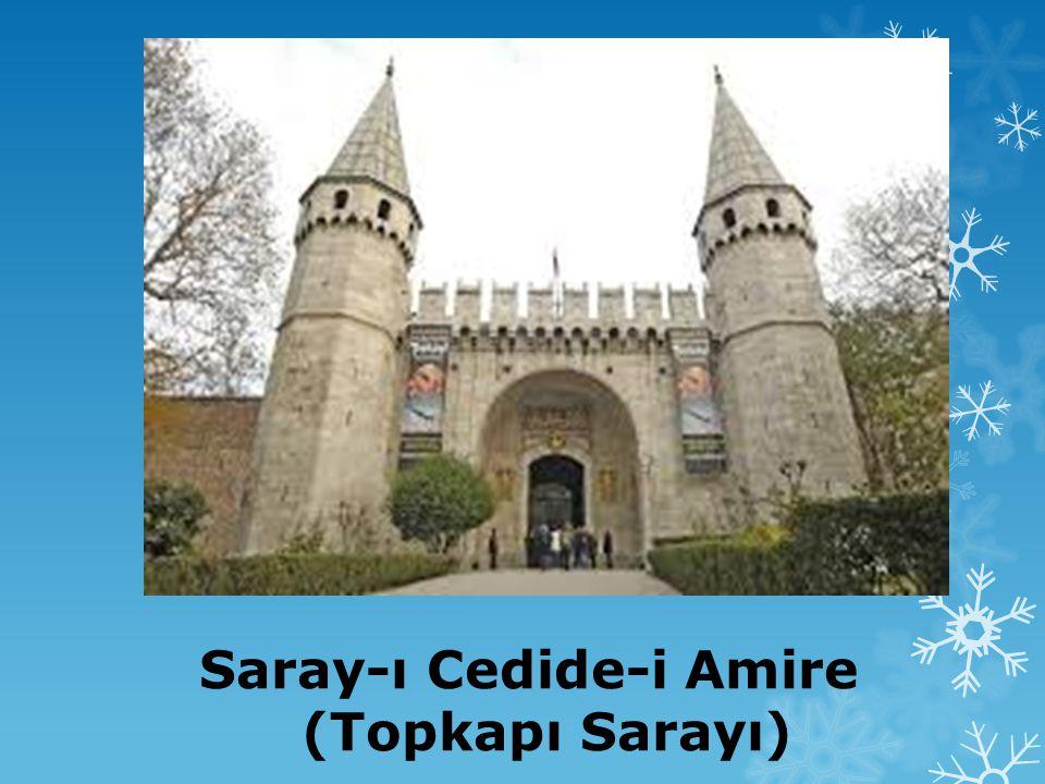 Saray-ı Cedide-i Amire