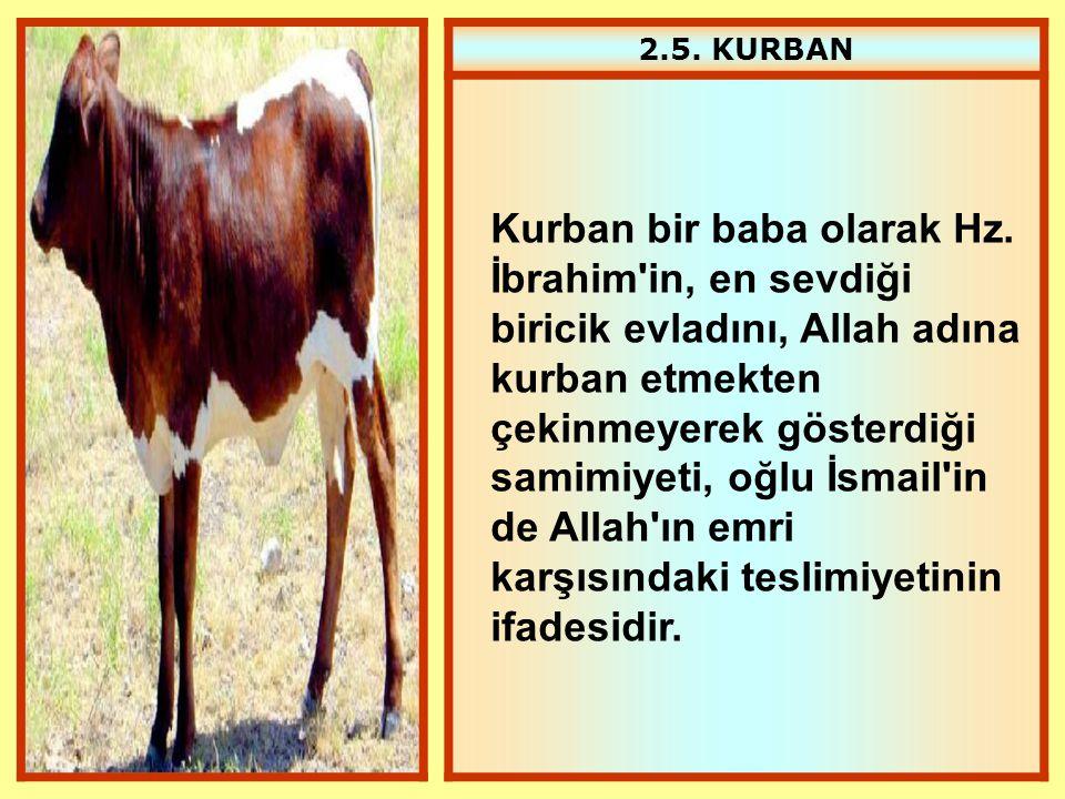 2.5. KURBAN