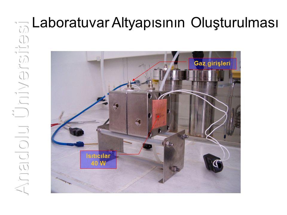 Laboratuvar Altyapısının Oluşturulması