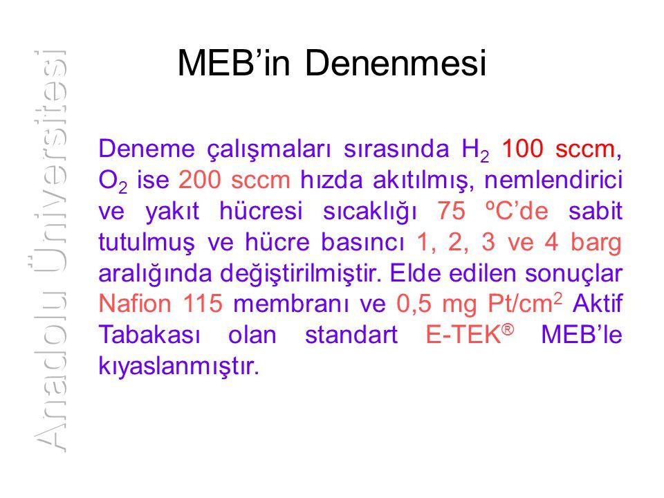 Anadolu Üniversitesi MEB'in Denenmesi