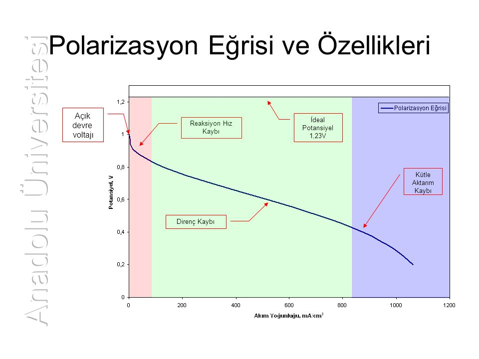 Polarizasyon Eğrisi ve Özellikleri
