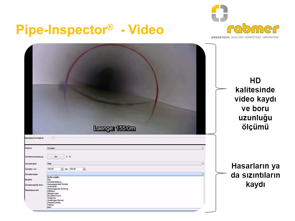 Pipe-Inspector® - Video