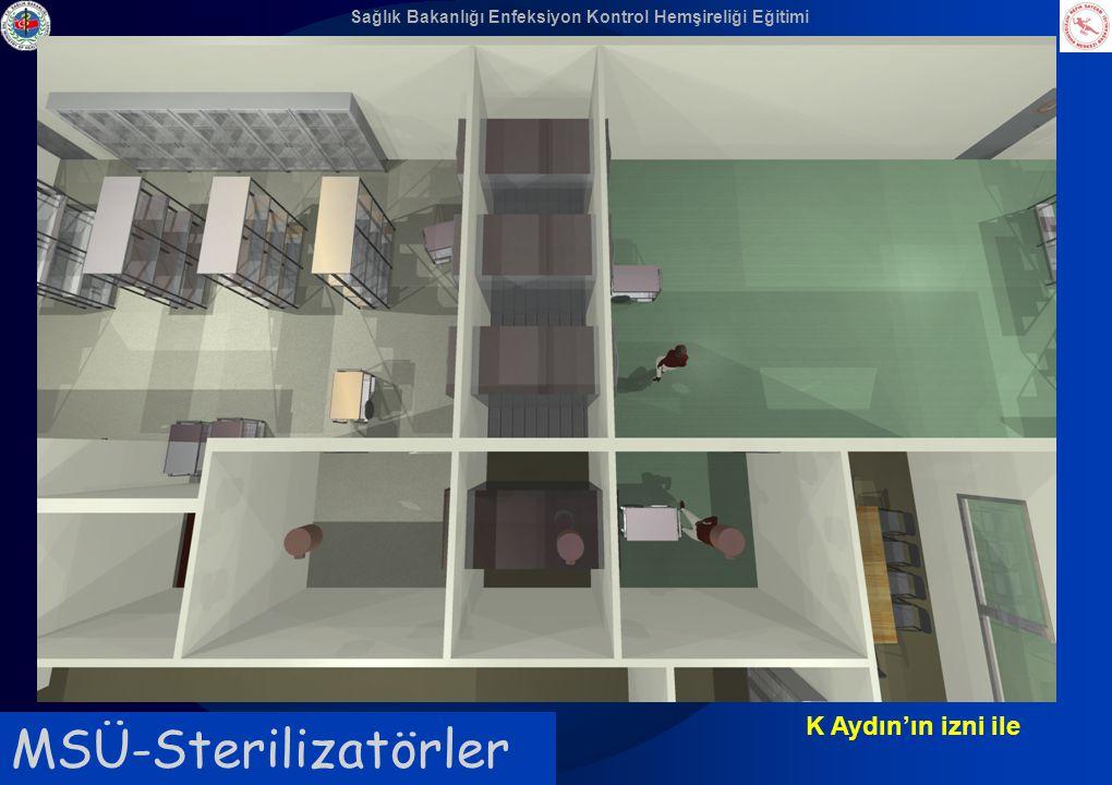 K Aydın'ın izni ile MSÜ-Sterilizatörler