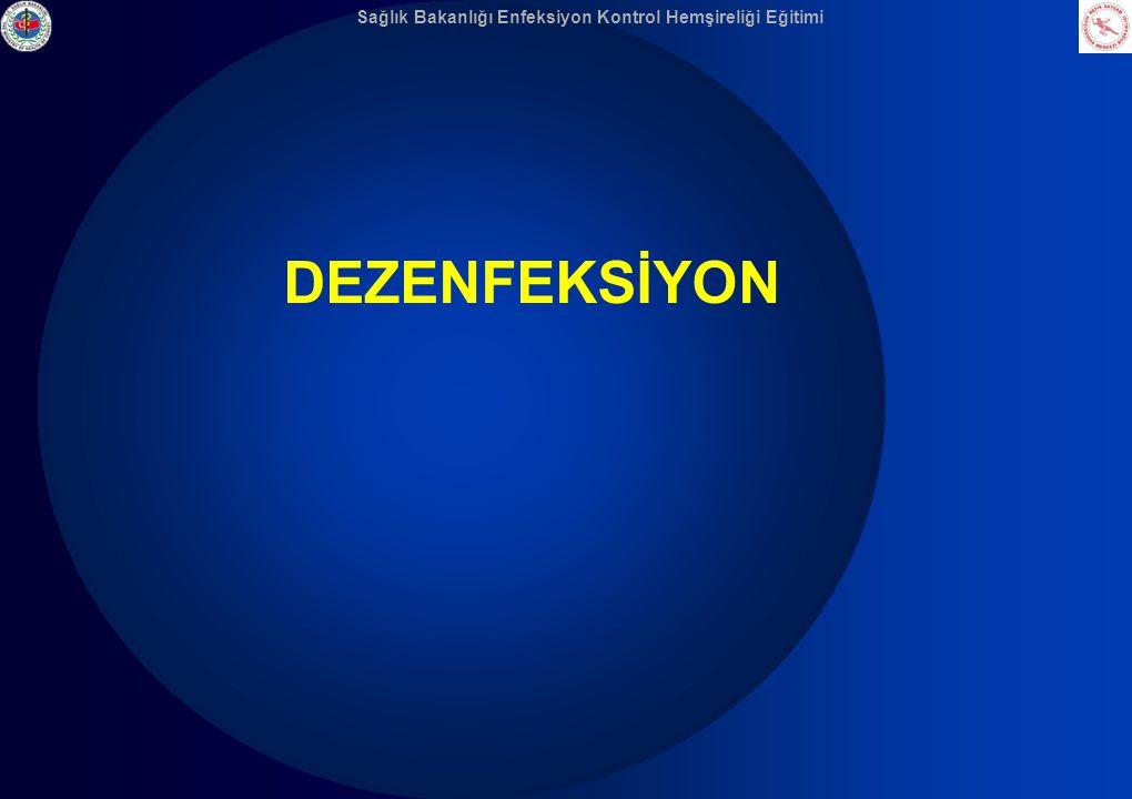 DEZENFEKSİYON