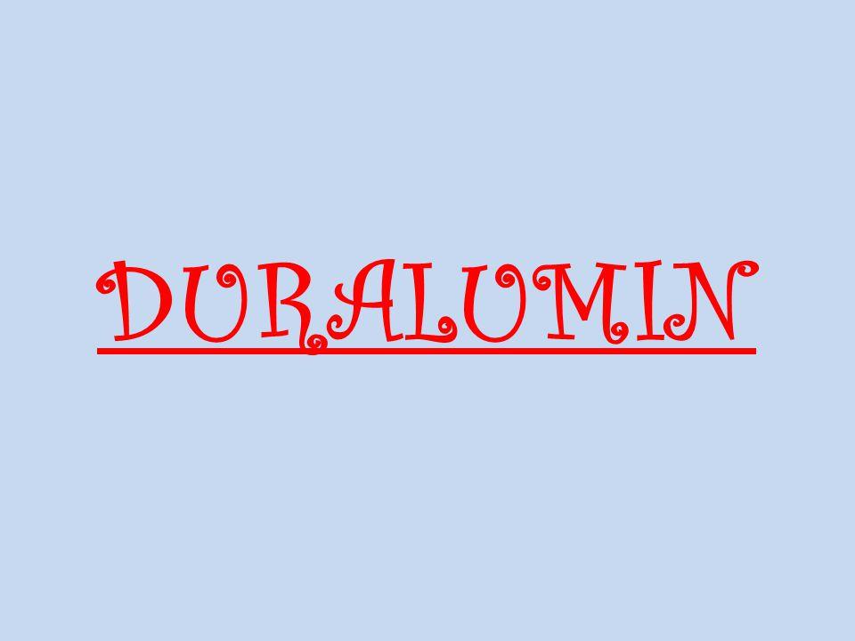 DURALUMIN