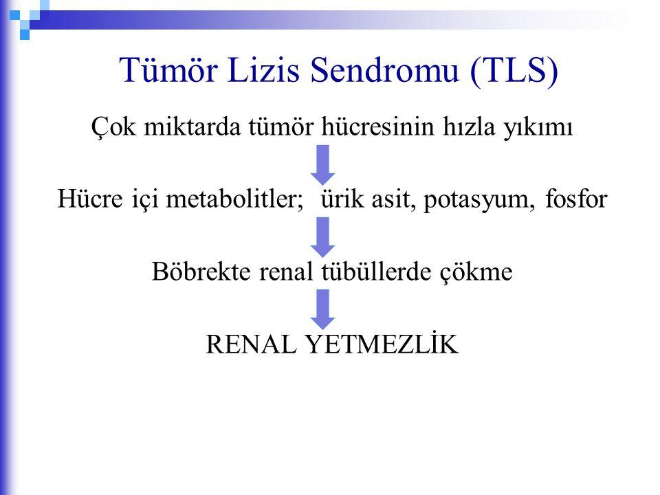 Tümör Lizis Sendromu (TLS)