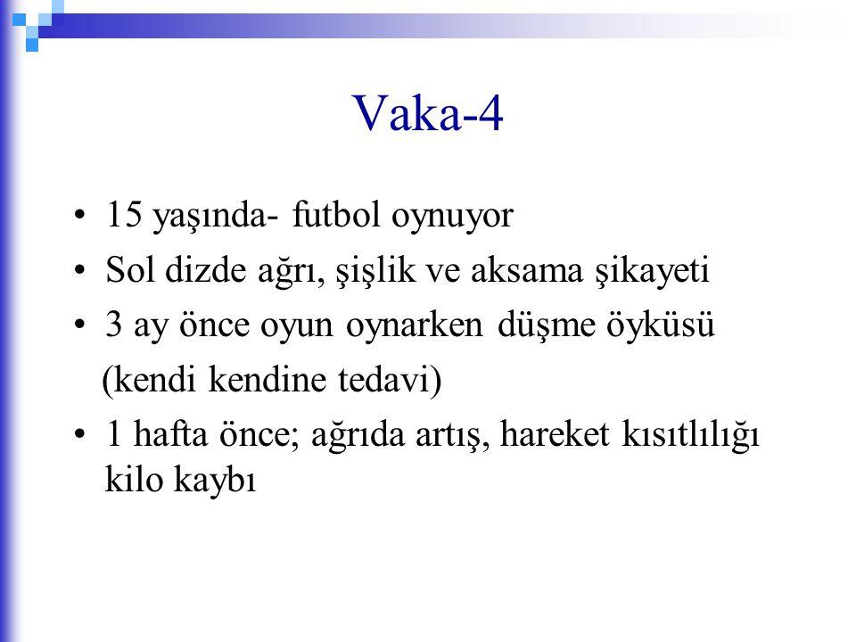 Vaka-4 15 yaşında- futbol oynuyor